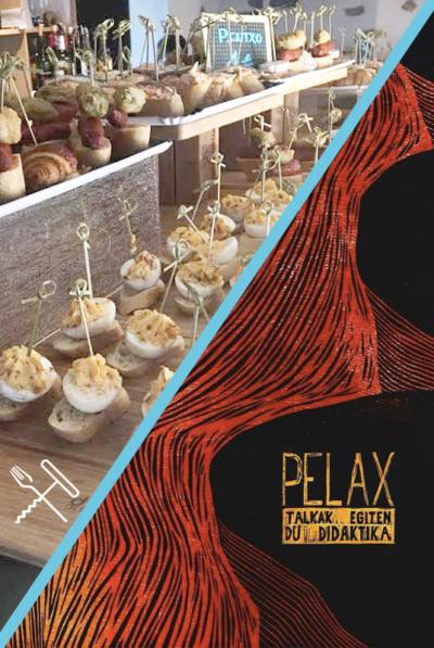 Soirée concert le 8 juin à Aldaburua avec Pelax