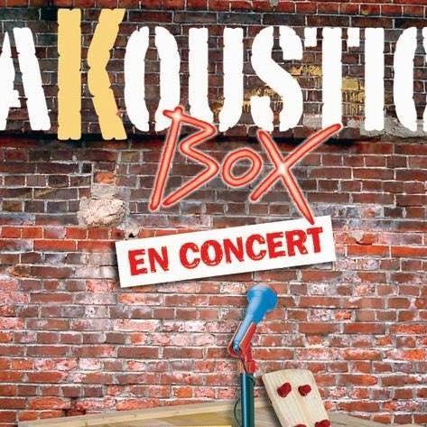 Akoustic Box en concert à Aldaburua