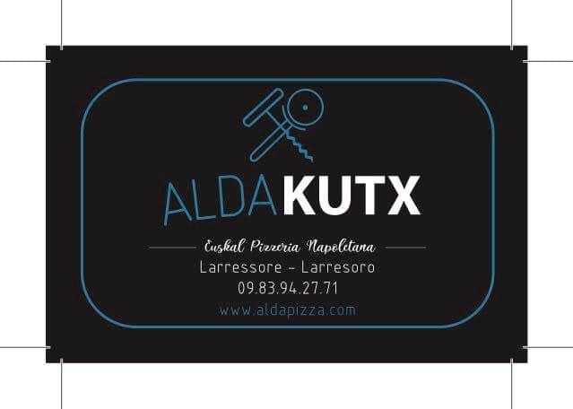 Carte Aldakutx - La carte de fidélité Aldaburua / Aldapizza